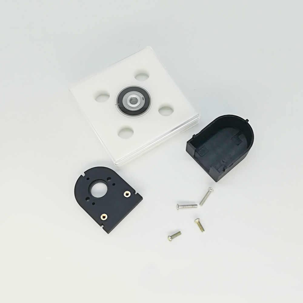 Hot sale miniature optical rotary encoder kit 6mm hole line driver output  signal module encoder PD32