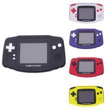 Çocuklar Için elde kullanılır oyun konsolu Dahili 260 Klasik Eski Video Oyunları Renk Ekran Retro Arcade Çalar Çocuklar Gamepad ...