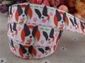 2013 Новое прибытие 7/8 \'\'22 мм собака напечатанная лента из мультфильма милая лента для собак 10 ярдов - фото