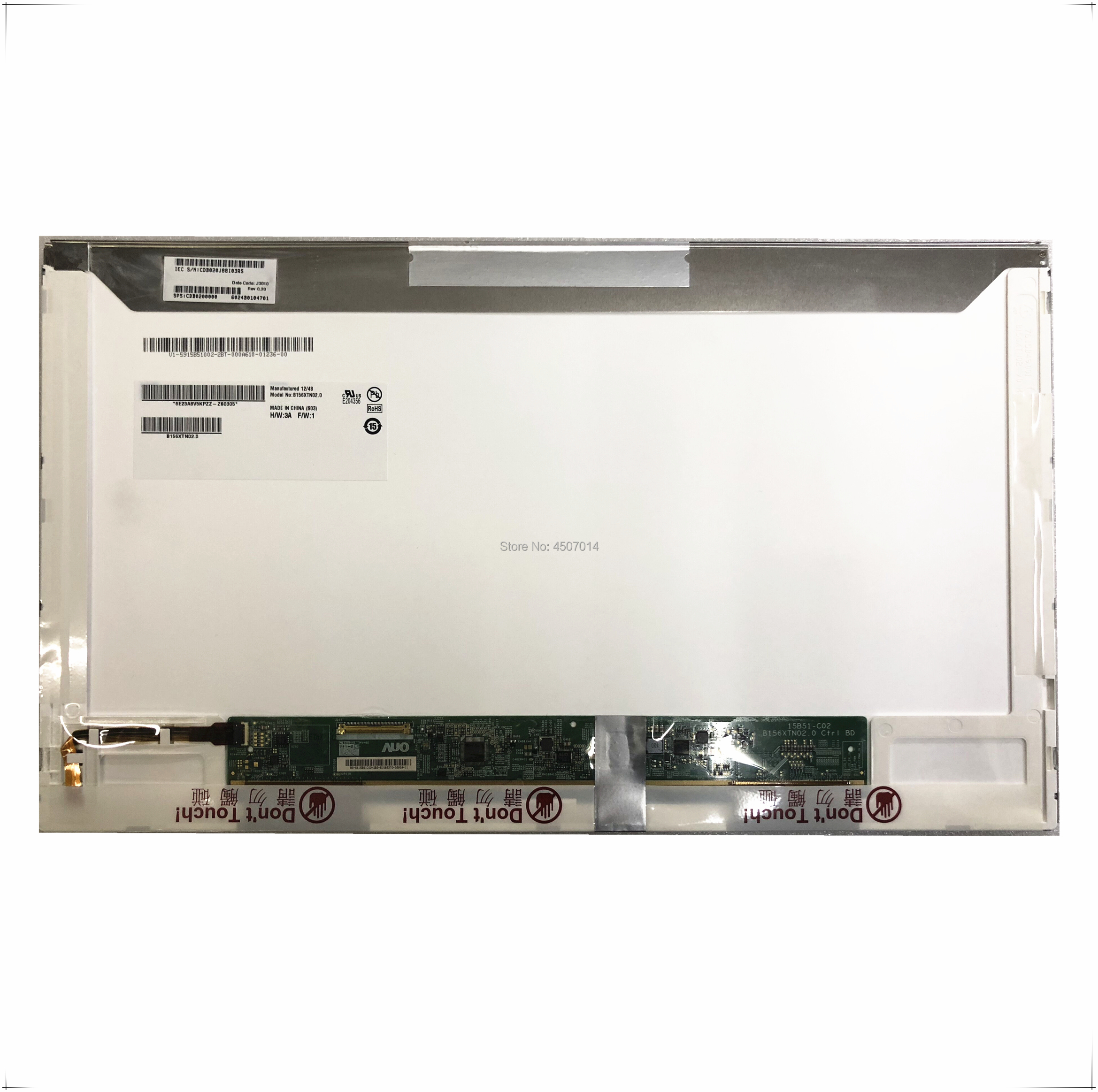 Free Shipping B156XTN02.0 B156XTN02.1 B156XTN02.2 B156XTN02.3 B156XTN02.4 Laptop Lcd Screen 1366*768 40 Pins-in Laptop LCD Screen from Computer & Office on