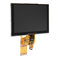 NEW 5 inch LCD Display Module CTP 800*480 Resolution With Capacitive Touch Screen