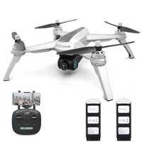 JJRC JJPRO X5 5G WiFi FPV RC Drone GPS positionnement Altitude tenir 1080P caméra Point d'intéressant suivre moteur sans brosse RC jouet