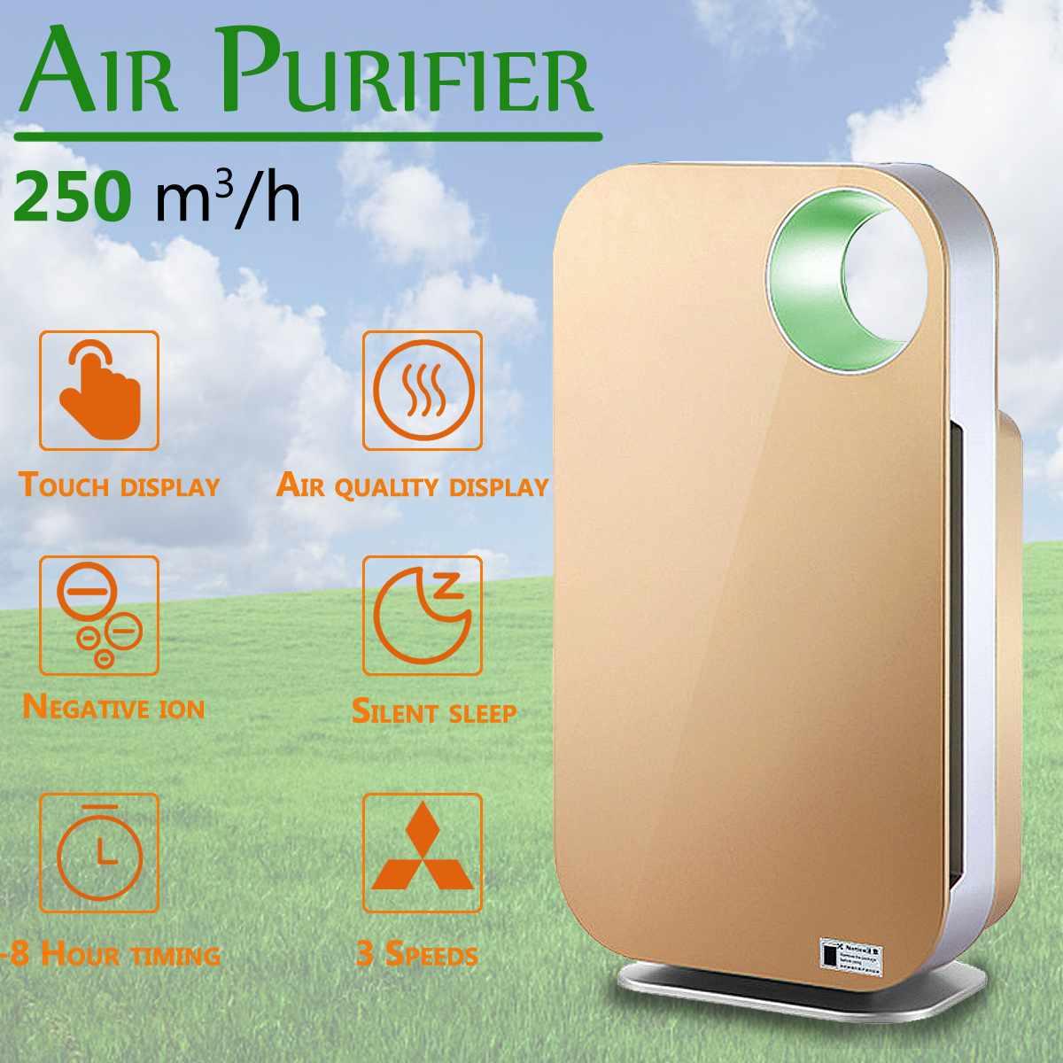 Очиститель воздуха, стерилизатор дополнение к формальдегид воздух мойка Чистка интеллектуальных бытовых Hepa фильтр Smart PM2.5 для удаления пыл...