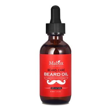 Beard Nourishing Oil Beards Hair Thicker Essence Professional Men Beard Growth Enhancer Facial Nutrition Beard Care Products 1