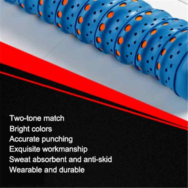 Absorb-Sweat Racket Anti-slip Tape Handle Grip For Tennis Badminton Squash Bands