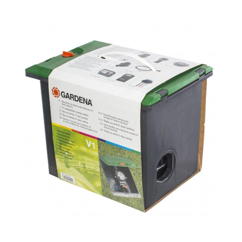 Box to valve GARDENA 01254-2900000 коробка для клапана gardena v1 01254 29 000 00