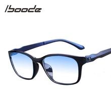 Iboode, очки для чтения, мужские, анти-голубые лучи, Пресбиопия, очки, антиусталость, компьютерные очки с+ 1,5+ 2,0+ 2,5+ 3,0+ 3,5+ 4,0