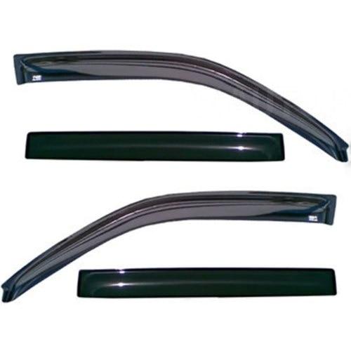 Deflectors Azard VORON GLASS LADA Largus 2012/false/adhesive tape/K-M 4 PCs (DEF00268) 50mmx5m exhaust heat wrap insulation pipe tape titanium glass fiber with 6 stainless ties