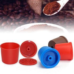 Mini Reusable Coffee Capsule F