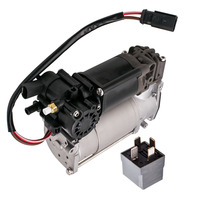 Air Compressor Pump for Mercedes Benz CLS Class C218 X218 E Class W212 Air Suspension 2123200104 2123200404
