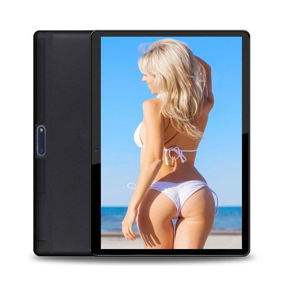 KUHENGAO Dual Sim Card Android tablet 10 inch octa core 32/64GB Dual SIM Bluetooth GPS 1920X1200 IPS Smart tablets pc