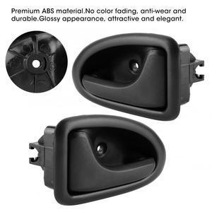 Image 2 - Interior Door Handle Cover 7700353282 Car ABS Interior Door Handle Cover Trim Bowl for RENAULT CLIO SCENIC TRAFIC MEGANE