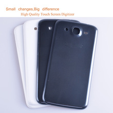 10Pcs/lot For Samsung Galaxy Mega i9150 i9152 GT-i9150 GT-i9152 Housing Battery Cover Back Cover Case Rear Door Replacement цена и фото