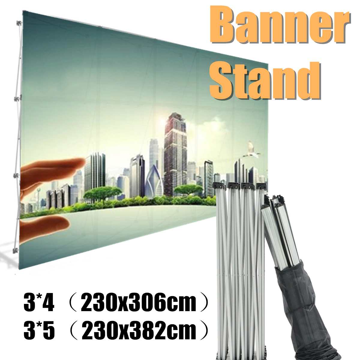 2 Size Poster Retractable Backdrop Display Stand Tradeshow Wall Media Portable Wedding Tension Fabric Banner Exhibition Booth2 Size Poster Retractable Backdrop Display Stand Tradeshow Wall Media Portable Wedding Tension Fabric Banner Exhibition Booth