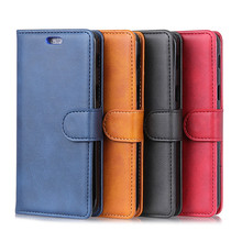 For Xiaomi Redmi Note 7 Case Leather Silicone Wallet Cases Pro Phone Flip Magnetic Cover