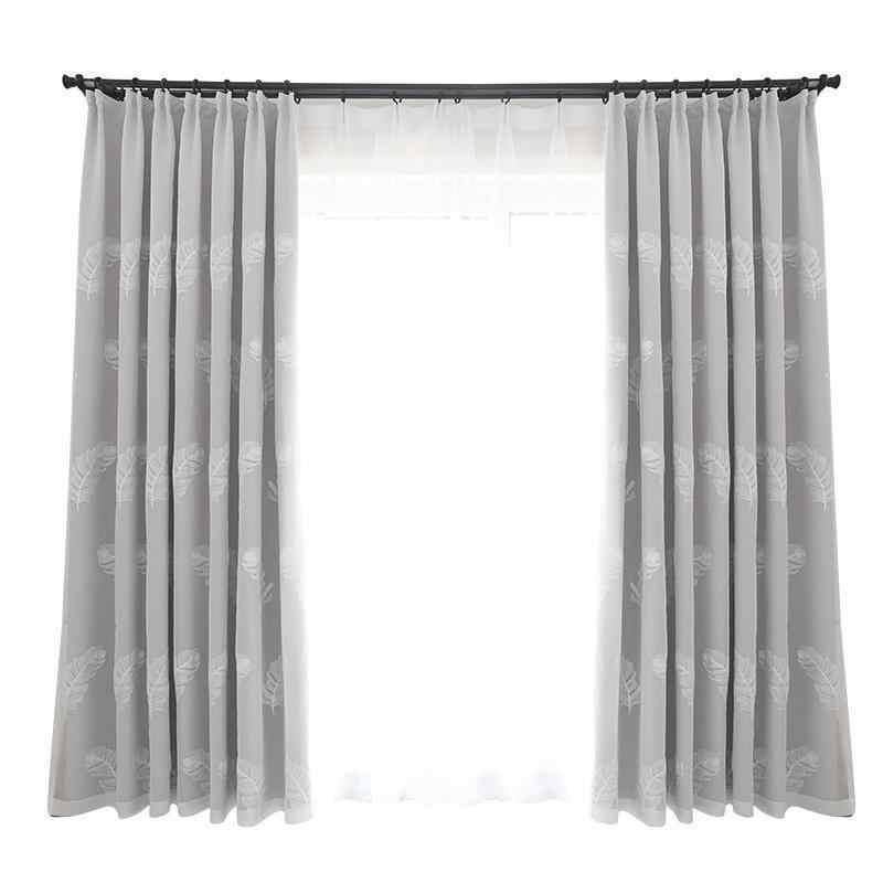 De Firanki Na Okno Voilage Fenetre Pour Le Salon Tende Camera Da Letto  Window Luxury For Living Room Rideaux Cortinas Curtains