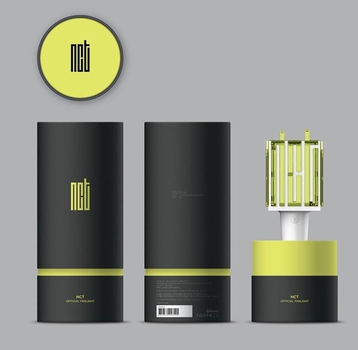 [MYKPOP] ~ OFFICIELLES ~ NCT Juillet 2018 Lancé Officielles Lumière Bâton KPOP Fans Collection SA18082606