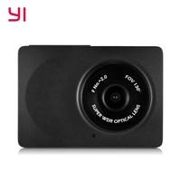 YI Smart Dash Cam International Version 1080P WiFi Night Vision Portable Car DVR Recorder 130 Degree 30fps 2.7 Dashboard Camera