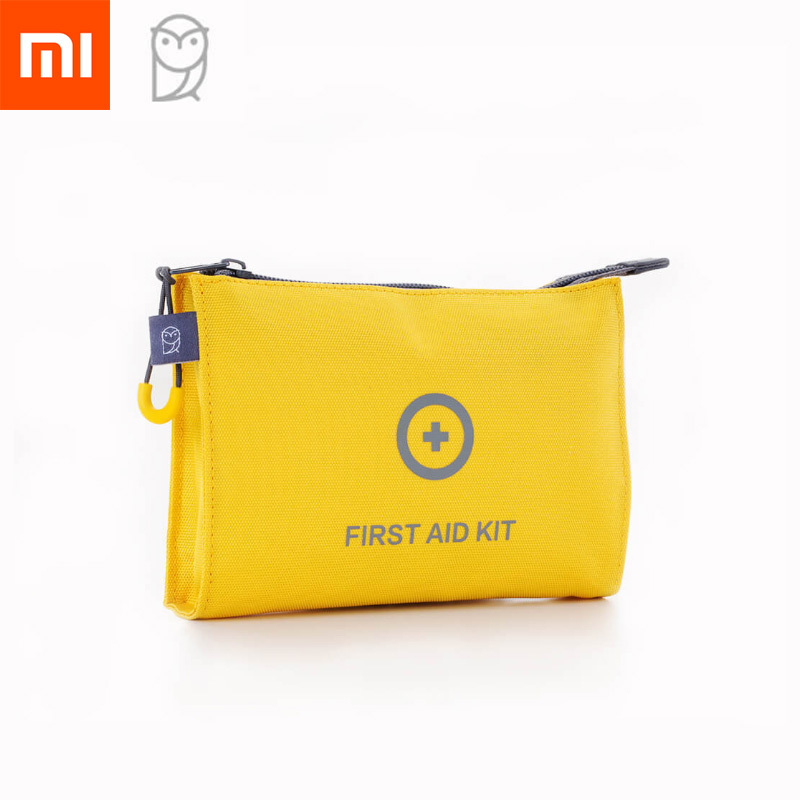 Gentle Xiaomi Mijia Miaomiaoce 67pcs Mini First Aid Kit Medical Survival Bag Compact For Emergency At Home Outdoors Car Camp Without Return