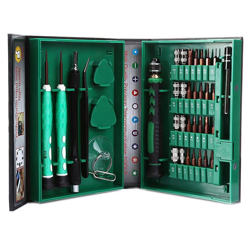 Deluxe Cell Phone Repair Tool Kits Kaisi 3801 38 in 1 Professional Multifunctional Computer Phone Repair Tool Set Repair Kits
