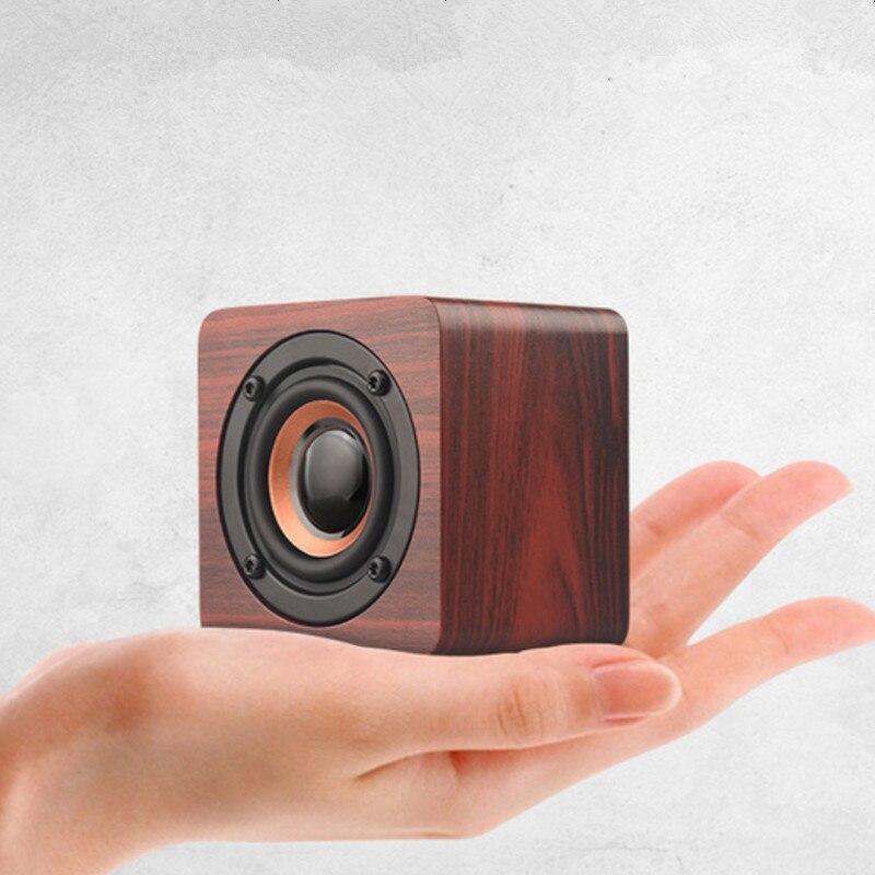 wood speaker box