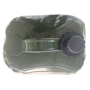 Image 4 - Saco do Recipiente de Gasolina Óleo Professonal 30L TPU Saco de Água Dobrável Pode Armazenar Gasolina Óleo Diesel Carro Navio Avião