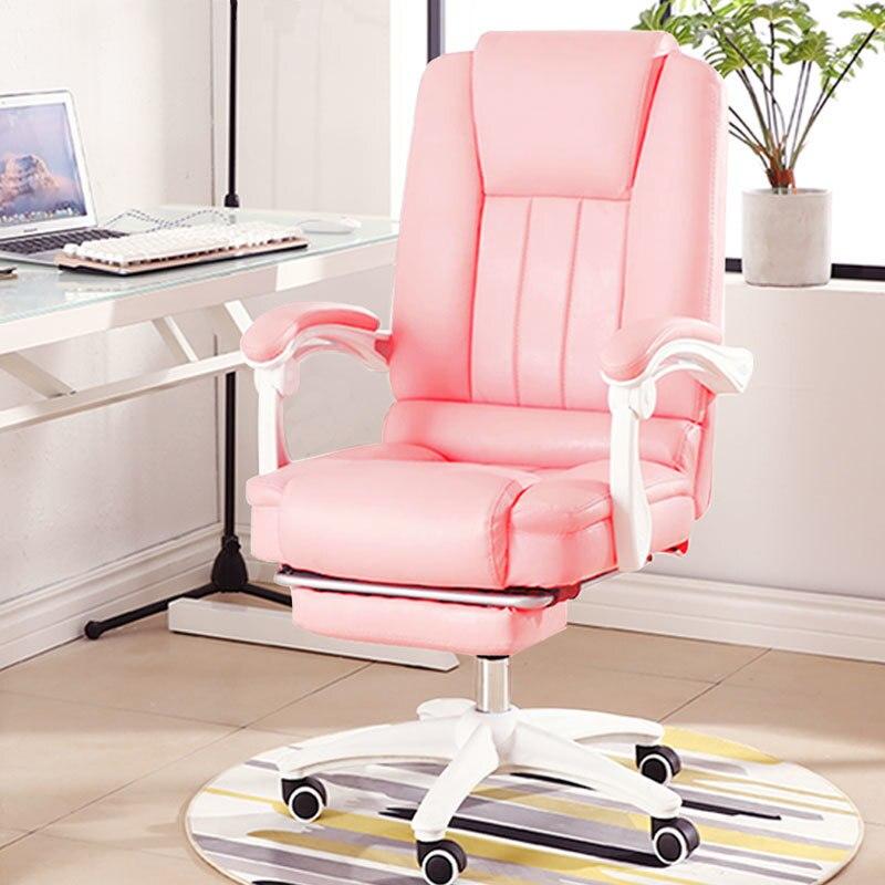 Европейский компьютер посев прямой посев бытовой конкурс поворотный босс лаконичный работы офисное кресло