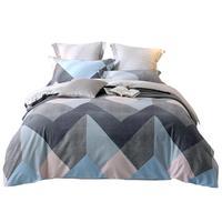 Lit Luxe Queen Lencoes Jogo Duvet Colcha Y Conjuntos Ropa Roupa De Cama Cotton Bedding Bed Linen Sheet And Quilt Cover Set