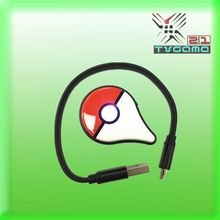 2019 nueva pulsera de captura automática Bluetooth para PokemonGO Plus para Nintend Switch(China)