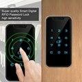 SOONHUA высокое качество цинковый сплав Смарт Цифровой RFID Блокировка паролей сенсорная клавиатура электронный шкаф файл шкаф замок