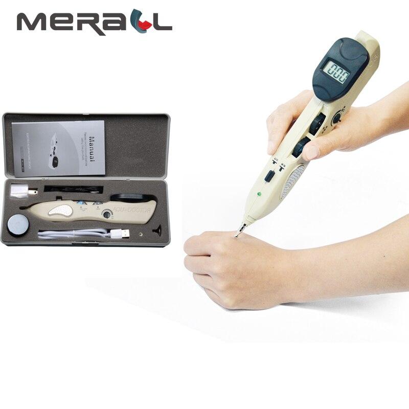 Новая ly 508b ручка меридиан для стимуляции мышц электронная Массажная ручка для снятия болезненности точечный массажный инструмент для обор
