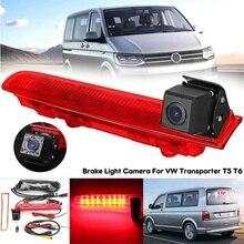 170 Gradi Auto Telecamera di Retromarcia di Backup Videocamera vista posteriore w/Luce di Freno Per VW Transporter T5 e T6 2010 In Poi