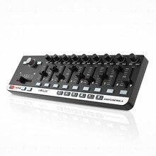EasyControl.9 портативный мини USB 9 slim-линия управления MIDI контроллер