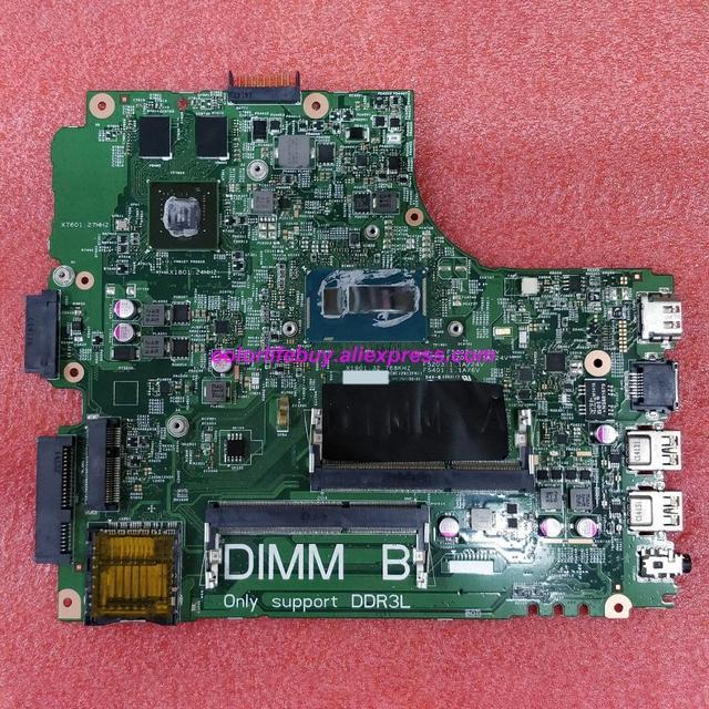 Genuine CN 0YFVC4 0YFVC4 YFVC4 DOE40 HSW PWB:VF0MH I5 4200U GT740M/2G Laptop Motherboard for Dell Inspiron 3437 5437 Notebook PC