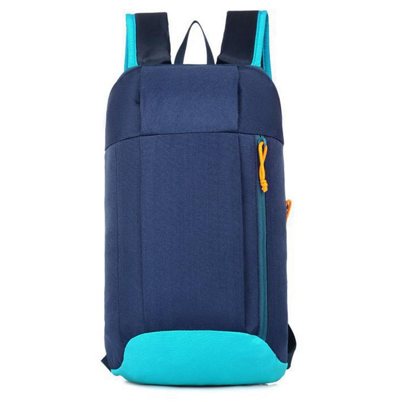New Outdoor Sports Travel Bag Duffle Backpack Men Male Casual Female Shoulder Small Backpack Light Riding Rucksack Travel Bags