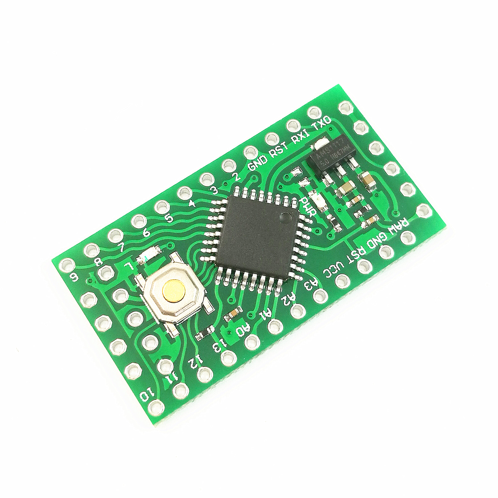 1PCS LGT8F328P-LQFP32 MiniEVB Alternative Arduino Pro Mini ATMeag328P Good Quality And Cheap Price