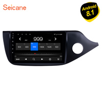 Seicane 9 Android 8.1 2Din Head Unit Car Radio GPS 8 core Bluetooth Multimedia Player For 2012 2013 2014 Kia Ceed RHD DVR DAB+