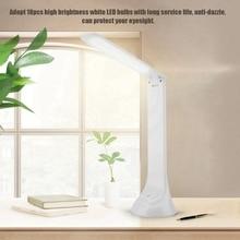 luminaria Rechargeable Folding LED Light Desk Table Desktop Lamp Eye Care for Reading Study Lighting  Bedroom
