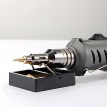 10 In 1 Automatische Ontsteking Butaan Soldeerbout Kit Lastoorts Gereedschap Kit Elektrische Solderen Set Gas Blow Torch Pen
