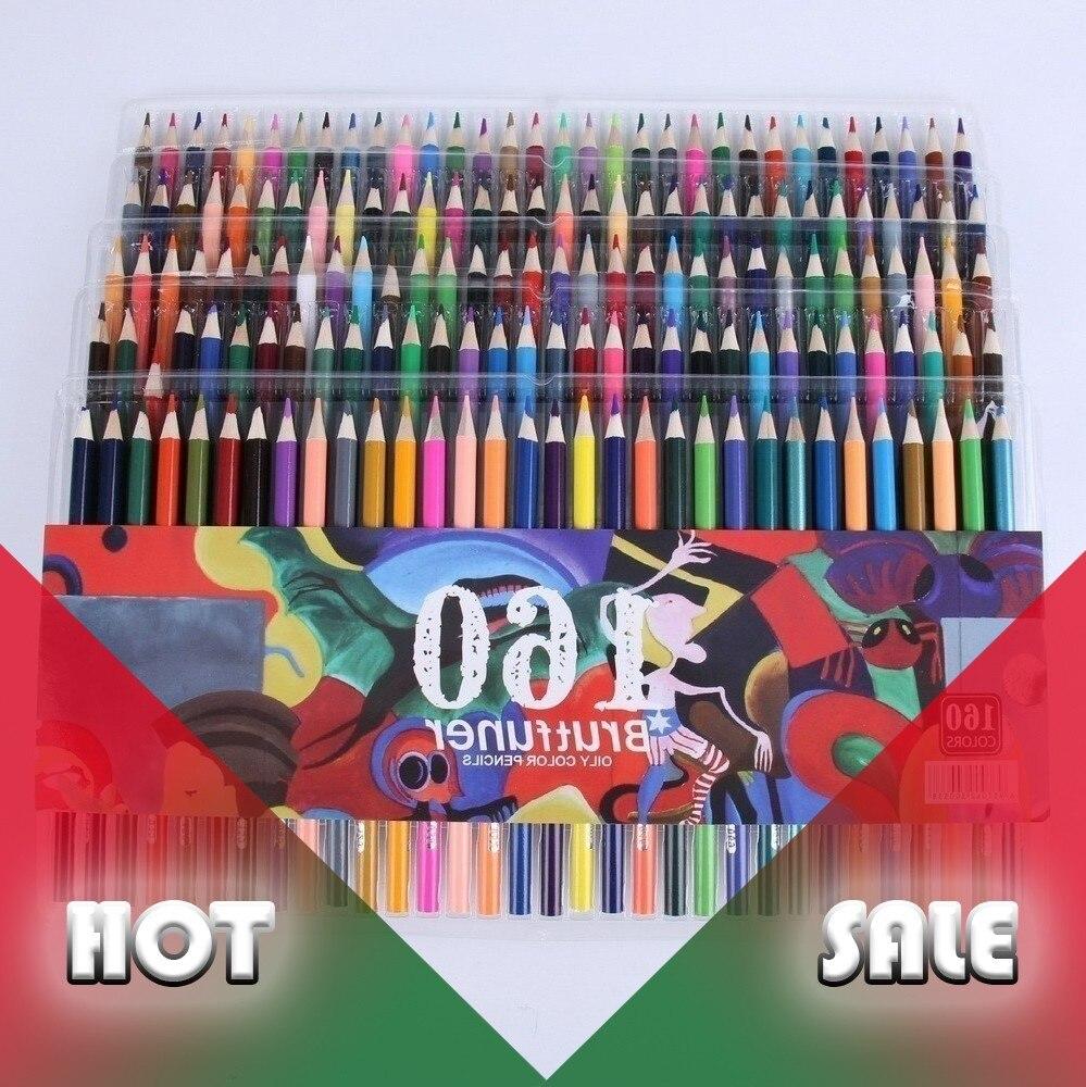 SYU 160 smooth oily water-insoluble pencil bright comics graffiti color lead school supplies new 160 smooth color oily lead water insoluble pencil bright comics graffiti color lead school supplies