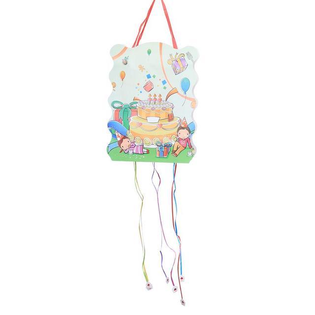 Brinquedo De Papel Do Partido Dos Miúdos dos desenhos animados Jogo Do Presente Sacos de Doces Engraçado Bolsa Decoração Fontes Do Partido de Aniversário das Crianças (Padrão 3)
