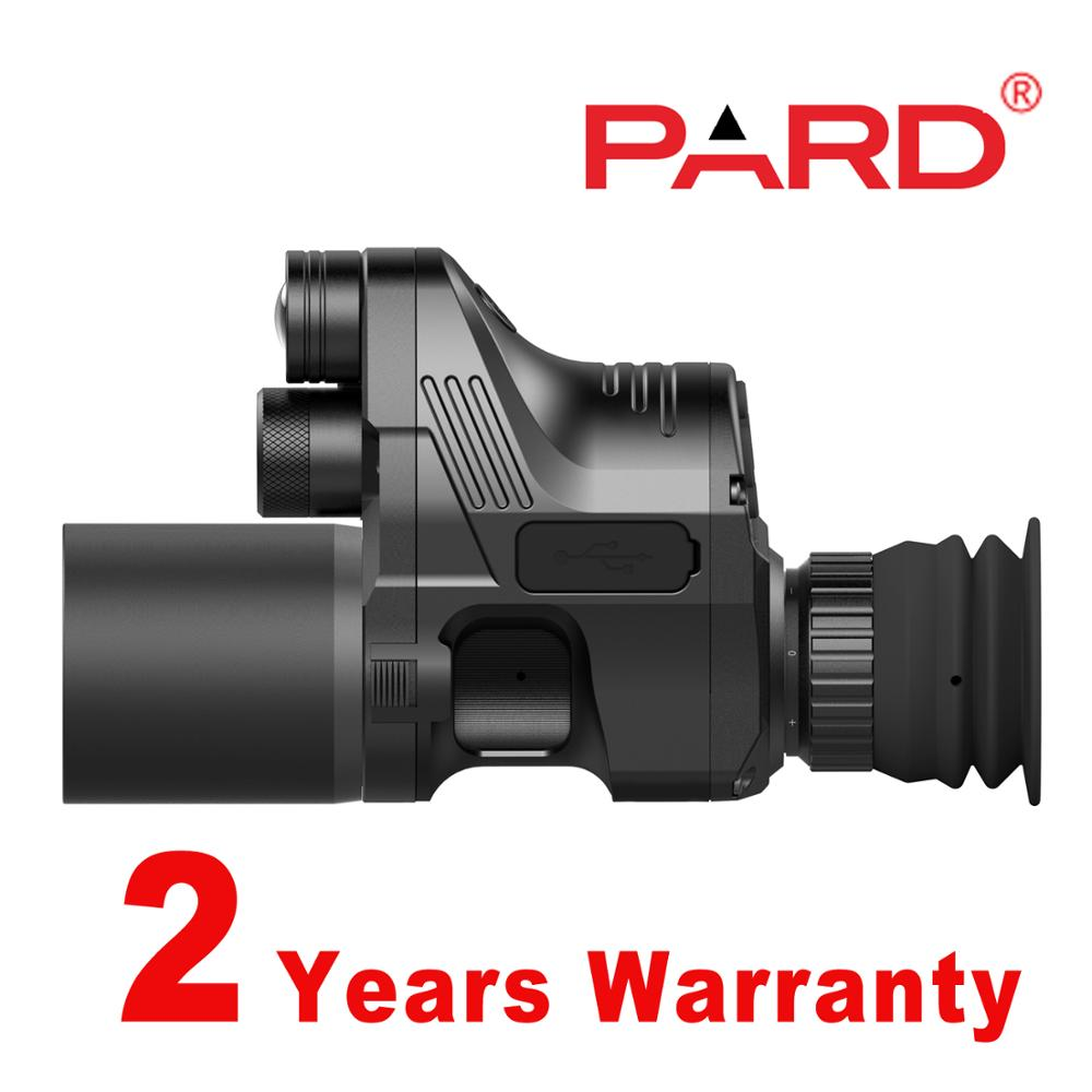 PARD NV007 Digital Night Vision Scope HD 1944 Picture Wildlife Hunting Cameras NV Rilfescope Tactical Scope for Night Hunter