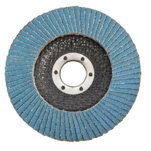 Image 4 - 10PCS 전문 플랩 디스크 115mm 4.5 인치 샌딩 디스크 앵글 그라인더 용 40/60/80/120 그릿 그라인딩 휠 블레이드