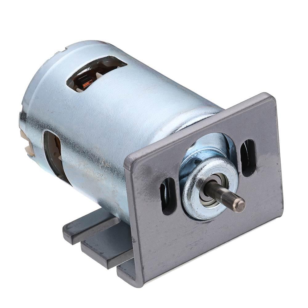 12-24 13000 V/26000 885 rpm Do Motor DC Alta Velocidade/Suporte Do Motor Grande Torque Rolamento De Esferas carcaça Do Motor do motor