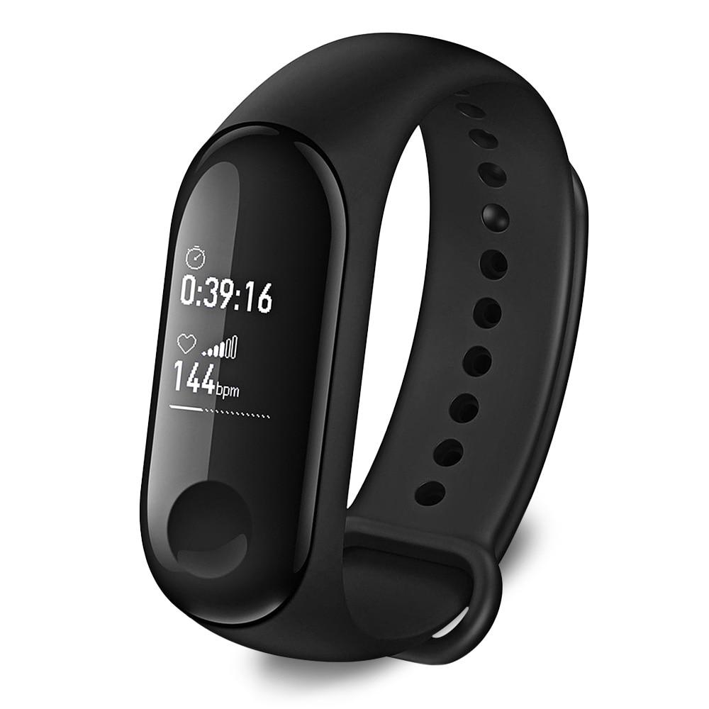 Xiaomi Mi Band 3 Smart Bracelet NFC Function Heart Rate Monitor Bluetooth 4.2 Waterproof IP67 Touch Screen Smart Bracelet