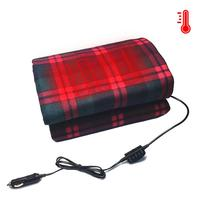 DC 12V Heated Car Electrical Blanket Winter Hot Auto Constant Temperature Heating Blanket