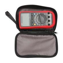 Прочный 20*12*4 см Цифровой мультиметр тканевый мешок водонепроницаемый Инструменты сумка мультиметр черная Холщовая Сумка для UT61 серии