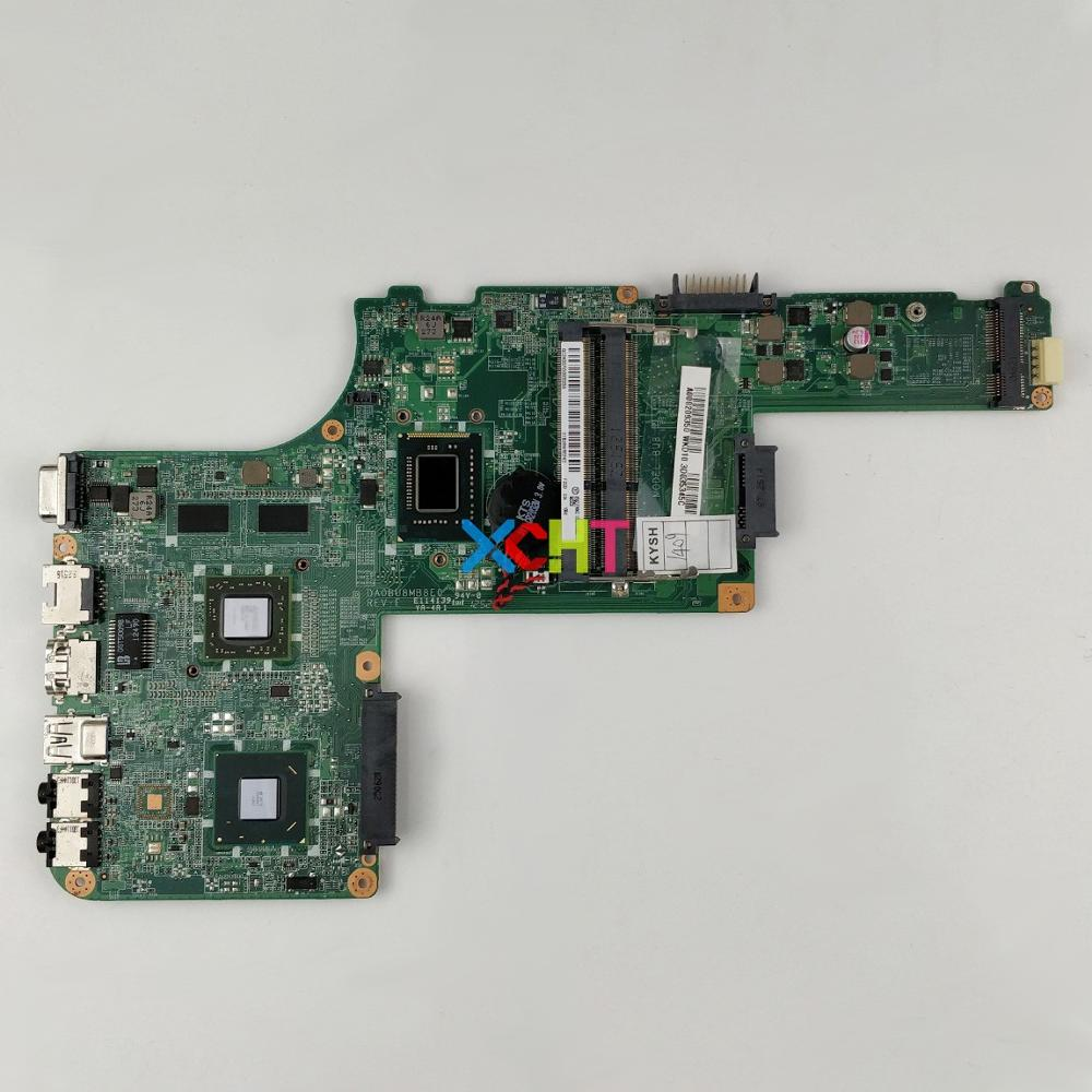 A000209350 DA0BU8MB8E0 w I3-2375M CPU for Toshiba Satellite L830 L835 Notebook PC Laptop Motherboard Mainboard