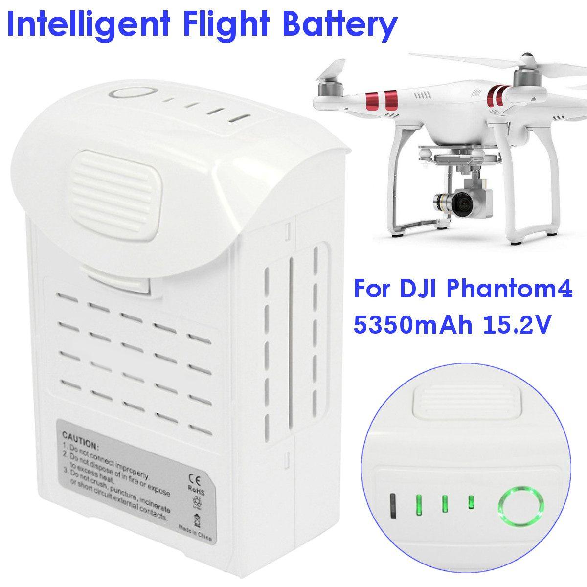 15.2 V 5350 mAh Lipo Bateria Para DJI Fantasma Vôo Inteligente 4 Pro Além de Drones Drone Consumer Electronic Bateria Acessório