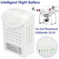 15.2V 5350mAh Lipo Intelligent Flight Battery For DJI Phantom 4 Pro Plus Drones Consumer Electronic Drone Battery Accessory